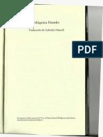 Muller, Heiner - Maquina Hamlet
