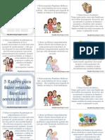 5 Razões Para Fazer Reunião Famliar Semanalmente.pdf