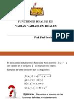 Funciones Varias Variables (1)