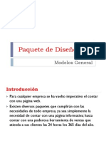 A. Paquete de Diseño Web 1 Basico