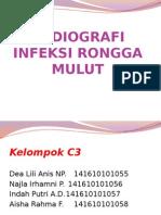 Radiografi Infeksi Rongga Mulut