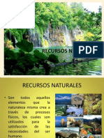 CLASE 24 RECURSOS NATURALES