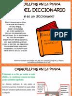 Ejercicios de Práctica: Uso del Diccionario