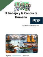 1.El Trabajo y La Conducta Humana