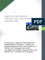 Licenciamento Industrial