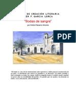 Dossier Didactico Bodas de Sangre Lorca[1]