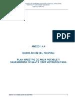 Modelación Del Rio Pirai (jinxed)