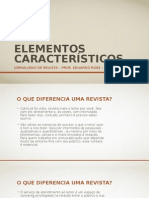 Aula 2 - Características Do Texto Em Revista