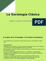 La Sociología Clásica