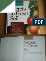 Secrets to Great Soil - Storey's Gardening Skills - Elizabeth Stell.pdf