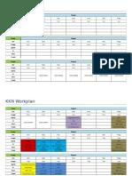 KKN Workplan