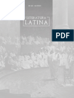 Literatura Latina de Paulo Martins