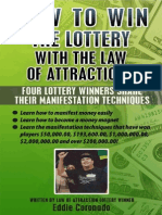How to Win the Lotter With the Law of Attraction