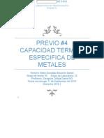 Cuestionario previo 4 Termodinámica FI UNAM