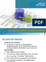 Conceptos de BD DS