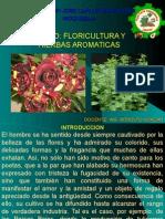 Introduccion a La Floricultura
