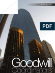 Goodwill Coordinators Profile