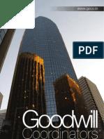 Goodwill Coordinators Profile