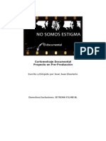 Dossier Documental No Somos Estigma. Crps
