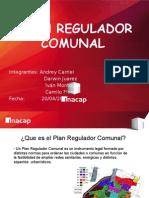 Obras Viales Plan Regulador Comunal