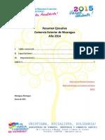 Informe Ejecutivo de Comercio Exterior 2014 Rev1