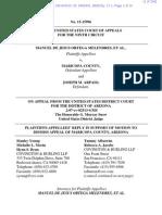 9th Cir._15-15996 #17 | Plaintiffs Reply Re Motion to Dismiss