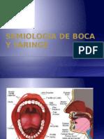 5.1.1 Semiología de Boca y Faringe