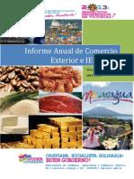 Boletin Anual CE-IED 2012 Nicaragua