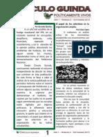Círculo Guinda- edición 2