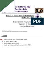 03. Visión General del SGSI e ISO27001