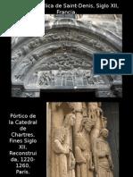 Escultura y Retablos Góticos