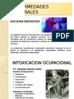 Enfermedades Laborales Del Sistema Nervioso
