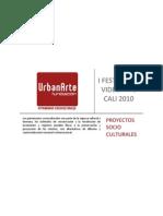 I FESTIVAL DE VIDEOARTE CALI UrbanArte fundación FORMULARIO INSCRIPCIÓN