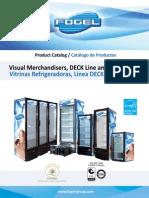Catalogo Fogel Refrigeradores Verticales (1)