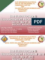 Electricians Enhancement Program