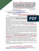 20150916-Schorel-Hlavka O.W.B. to Magistrates Court of Victoria at St Arnaud Cc ES&a LA-05-06-Re Buloke Shire Council-JURISDICTION-etc