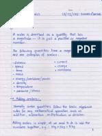 Unit 1 Notes
