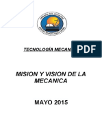 Mision Vision Cetnav