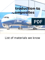 An Introduction to Composites