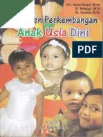 Asesmen Perkembangan Anak Usia Dini