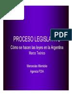 Tramite Legislativo PDF