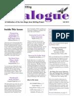 Dialogue Fall 2015