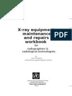 X-Ray Equipment Maintenance and Repair Handbook