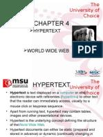 Chapter 4 hypertext.ppt