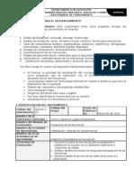 Cuestionario de Conocimientos ANEXO 1