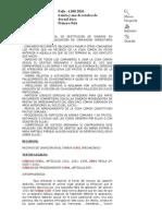 Juris - Fallo 4.040-2010 - Restitucion Dinero Comunidad Hereditaria