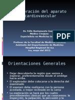 Dr.Bustamante-EXPLORACION DEL APARATO CARDIOVASC.ppt