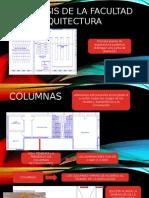 Análisis de La Facultad de Arquitectura