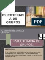 Psicoterapia de Grupos 1