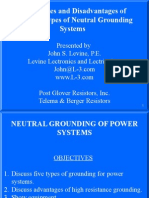 NGR Post Glover Resistance Grounding 2012